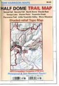 Half Dome Trail Map