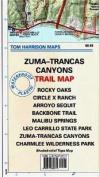 Zuma-Trancas Canyons Trail Map