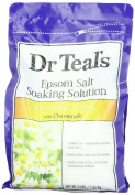 Dr. Teal's Epsom Salt Soaking Solution, Chamomile, 1420ml