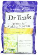 Dr. Teal's Epsom Salt Soaking Solution, Chamomile, 1420ml