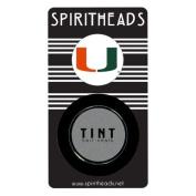 University of Miami - TINT Hair Chalk - silver
