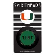 University of Miami - TINT Hair Chalk - green