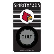 University of Louisville - TINT Hair Chalk - silver