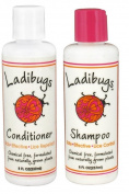 Ladibugs Shampoo and Conditioner Set
