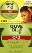 ORS Olive Oil Edge Control Hair Gel 70ml w/ FREE Olive Edge Control Travel Size 15ml
