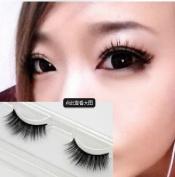 Smile Fashion popular quality natural natural false eyelashes