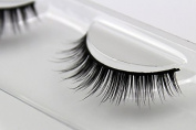 Smile 100% natural natural nude makeup false eyelashes