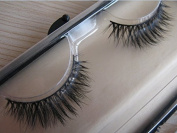 Smile Top false eyelashes natural cross False Eyelashes