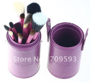 Smile 13pcs red/purple/Black Makeup Eyeshadow Brushes Set