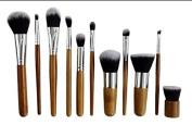 Smile Makeup Brush Set Kabuki Powder Foundation blusher
