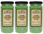 Village Naturals Therapy Aches & Pains Mineral Bath Soak 590ml