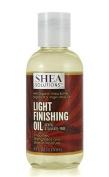 Shea Solutions Light Finishing Oil 120ml