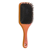 Brush Strokes Hardwood Boar Bristle Paddle Brush