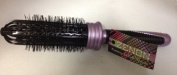 Luxor Pro Zenon Series Thermal Round Brush, Purple, Large, 5.7cm
