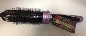 Luxor Pro Zenon Series Thermal Round Brush, Purple, Large, 5.7cm