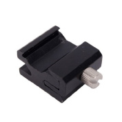 Hot Shoe Flash Stand Adapter with 0.6cm -20 Tripod Screw