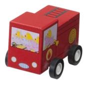 Peppa Pig's Pullbacks - Fire Truck