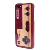 Flashbacks - Game Control Cover For IPhone 5 - Red - Thumbs Up