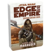 Edge Of The Empire - Specialization Deck - Marauder