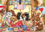 Puppies Will Be Puppies Jigsaw Puzzle