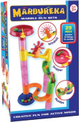 Marbureka Marble Run Sets Starter 29 Piece