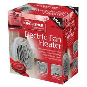 Homeware - 2000W Portable Electric Fan Heater