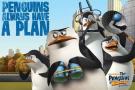 The Penguins Of Madagascar 61cm x 91.5cm