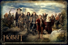 The Hobbit (The Company) Maxi Poster 61cmx91.5cm