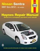 fits Nissan Sentra Automotive Repair Manual