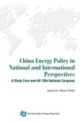 Understanding China's Energy Under the National and International Perspectives