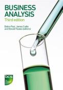 Business Analysis