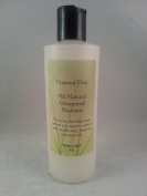 "Natural First Hypoallergenic ""All Natural"" Shampoo -Fragrance, Chemical, Sls, and Paraben Free"
