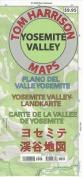 Yosemite Valley Map
