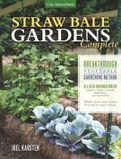 Straw Bale Gardens Complete