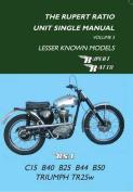 Rupert Ratio Unit Single Manual