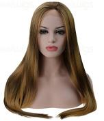Uniwigs Miranda Futura Synthetic Lace Front Wig, Leopard-print Colour