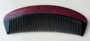 Unique Father's Day Gift - Olina 100% Handmade Premium Quality Natural Wood Comb with Natural Wood Aromatic Smell