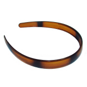 Bling Online 18mm Tortoise Shell Effect Alice Hair Band Headband.