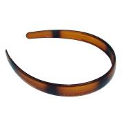 Bling Online 18mm Tortoise Shell Effect Alice Hair Band Headband.