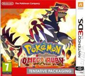 Pokémon Omega Ruby [Region 2]