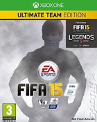 FIFA 15: Ultimate Team [Region 2] [Blu-ray]