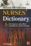 McGraw-Hill Nurse's Dictionary