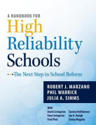 A Handbook for High Reliability Schools