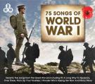 75 Songs of World War I