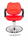 Exacme Classic Hydraulic Barber Chair Salon Beauty Spa Shampoo Red 8801