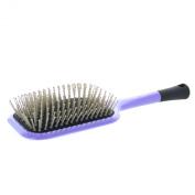 Elegant Paddle Brush - Purple