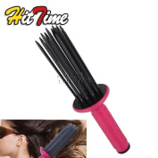 Hairdressing Tool Hair Fluffy Styling Curler Curling Hair Comb #23149