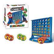 Connect 4: Super Mario