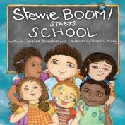 Stewie Boom! Starts School