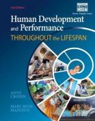 Human Development & Performance Throughout the Lifespan